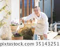gardening male man 35143251