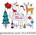 聖誕時節 聖誕節 耶誕 35144594