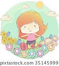 孩子 女生 女 35145999