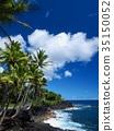 Scenery of Island of Hawaii 35150052