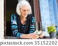 年长 老年人 老人 35152202