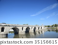 강, 세계유산, 다리 35156615