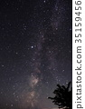 starry, sky, milkyway 35159456