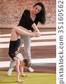 Young ballerina life. Help in teaching 35160562