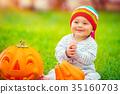 baby child halloween 35160703