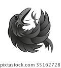 Black crow gothic 35162728