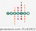 Travel concept: Tourism in Crossword Puzzle 35162822