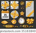 Festive Christmas Set 35163840