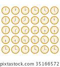 鐘錶 觀看 表 35166572