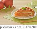 구운, 과자, 애플 35166780
