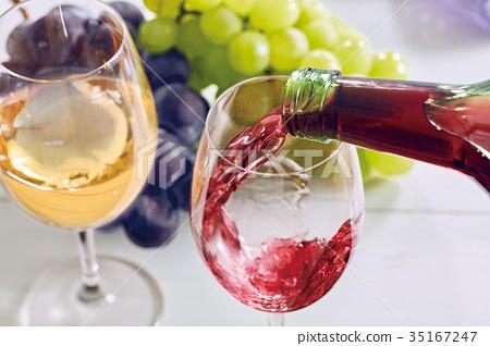 부어 와인 35167247
