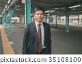 ความร่วมมือกับรถราง: Keio Electric Railway Co. , Ltd. 35168100