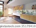 kitchen, interior, room 35170410