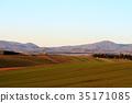 새벽, 이른 아침, 언덕 35171085