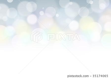 圈子,bokeh,圈子,灰色和淡色背景 35174065