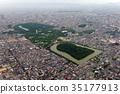 皇帝Nintoku的航拍照片 35177913