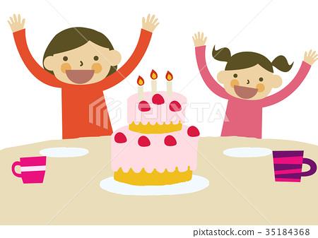 蛋糕 慶生 生日 35184368