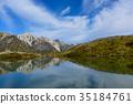 시로우마산잔, 북 알프스, 키타알프스 35184761