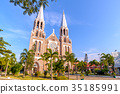 目的地 大教堂 聖徒 35185991