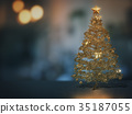 나무, 크리스마스, 성탄절 35187055