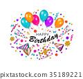 greeting, card, vector 35189221