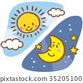 태양과 달 35205100