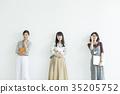 비즈니스 우먼 35205752