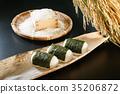 주먹밥과 이삭 35206872