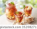 苹果茶 茶 t恤 35208271
