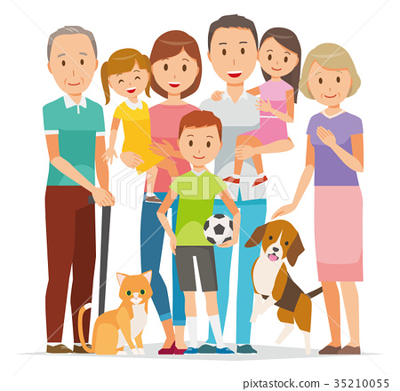 family, household, person 35210055