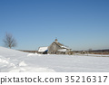 winter, snow scene, snowscape 35216317