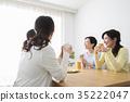女性 女 女人 35222047