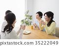 女性 女 女人 35222049