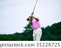 골프, 골퍼, 남성 35226725