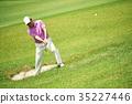 golf, golfing, course 35227446