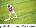 golf, golfing, course 35227447
