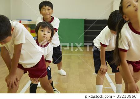 体操课堂教学儿童准备练习 35233966