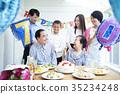 前輩 慶典 祝賀 35234248