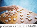 将棋 棋盘游戏比赛 人 35234496