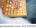 shogi, matches of board games, person 35234509