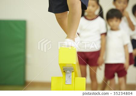 體操課堂兒童教學平均 35234804