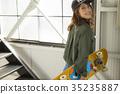 스케이터 패션 여성 35235887