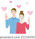 夫婦 一對 情侶 35236269