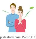 夫婦 一對 情侶 35236311