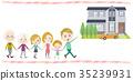 家庭 家族 家人 35239931