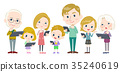 人物 人 家庭 35240619