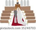 教會 教堂 婚禮 35240703