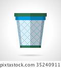 wastepaper, paper, basket 35240911