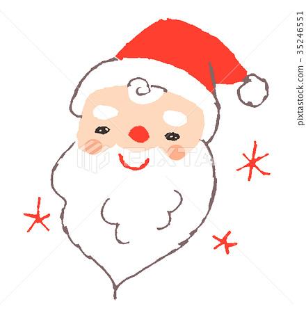 산타클로스, 산타 할아버지, 크리스마스 35246551