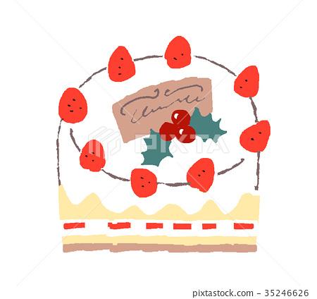 裝飾蛋糕 35246626